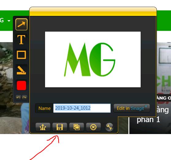 phần mềm chụp ảnh màn hình miễn phí